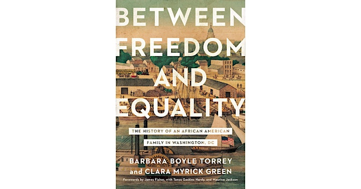 Book Talk: Between Freedom and Equality image