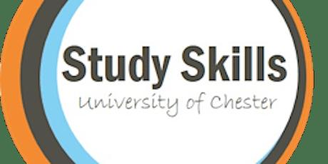 Study Skills Webinar: Analysing Statistical Data tickets