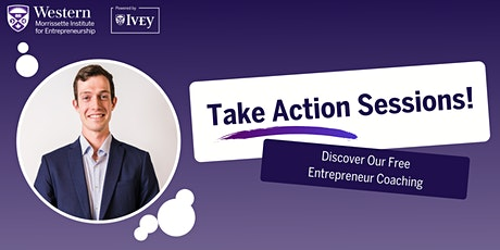 Take Action Session! Discover Our Free  Entrepreneur Coaching tickets