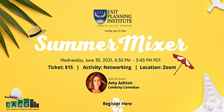EPI Conejo Valley Summer Mixer tickets