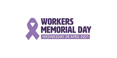 STUC International Workers Memorial Day Commemoration tickets