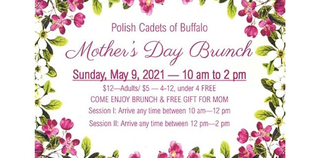 Polish Cadets Mothers Day Brunch: Session II tickets