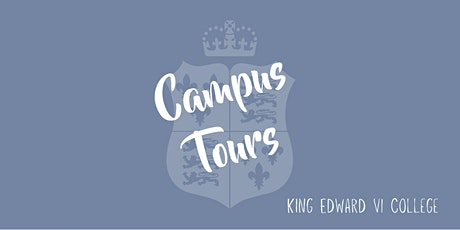 Campus tours tickets