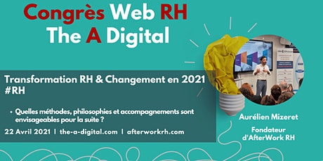 Transformation RH & Changement en 2021 #RH tickets