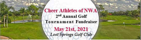 Cheer Athletes of NWA 2nd Annual Golf Tournament Fundraiser tickets