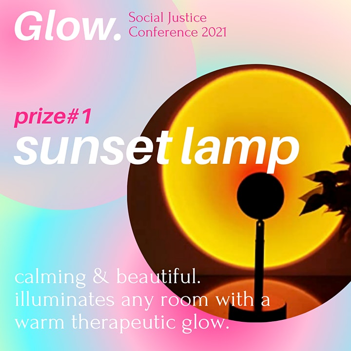 Glow: Social Justice Leadership Conference image