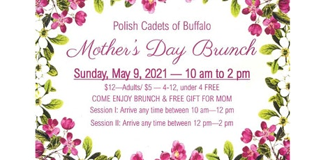Polish Cadets Mothers Day Brunch: Session I tickets