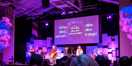 9:30am Indoor Contemporary Worship in North Building May 9 tickets