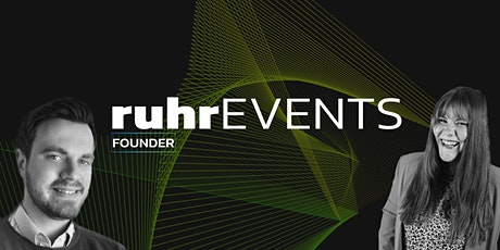 #ruhrFOUNDER - ruhrvalley Start-up Campus Tickets