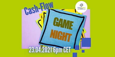 EXCLUSIVE CASH FLOW GAME NIGHT! tickets