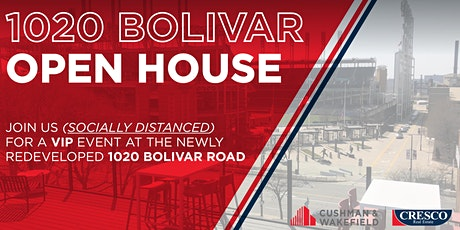 1020 Bolivar Open House tickets