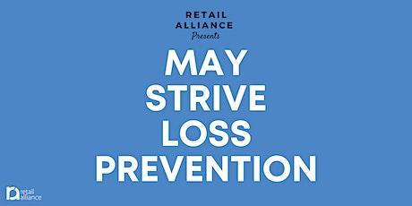 STRIVE LP: Shoplifting Indicators and Tactics tickets