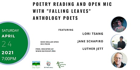 Poetry of Faith: a poetry reading and open mic tickets
