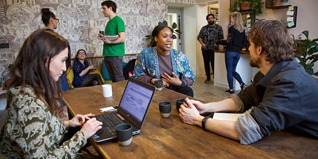 Scratch Hub Coffee Conversations: The Power of Community Networks tickets