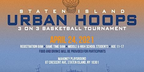 Urban Hoops Basketball Tournament tickets