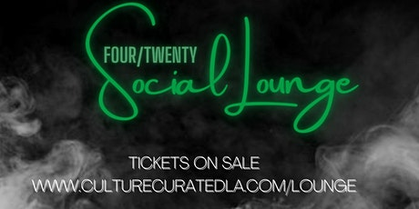 The Four/Twenty  Social Lounge tickets