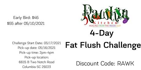 4 Day Fat Flush Water Challenge tickets