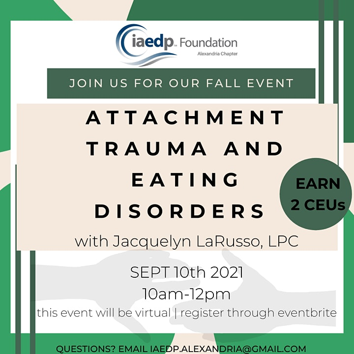 Attachment Trauma and Eating Disorders with Jacquelyn LaRusso, LPC image