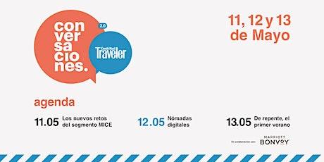 Conversaciones Condé Nast Traveler 2.0 entradas