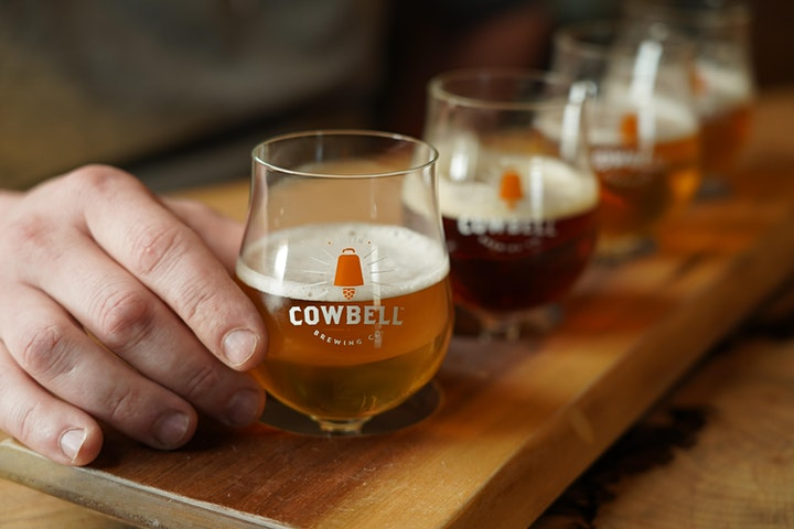 Dinner with a Brew: A VIP Cowbell Experience image