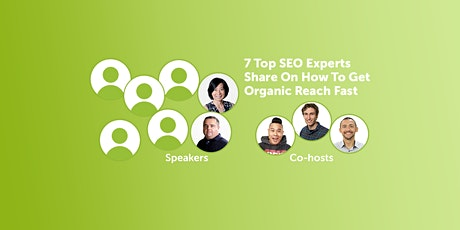 7 Top Marketing Experts Share Their Secrets tickets