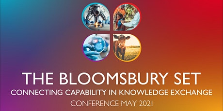 Bloomsbury SET Conference: Connecting Capability in Knowledge Exchange tickets