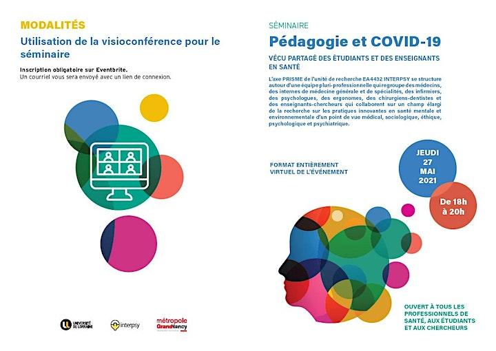 Image pour Pédagogie et COVID-19 : vécu des étudiants et des enseignants en santé