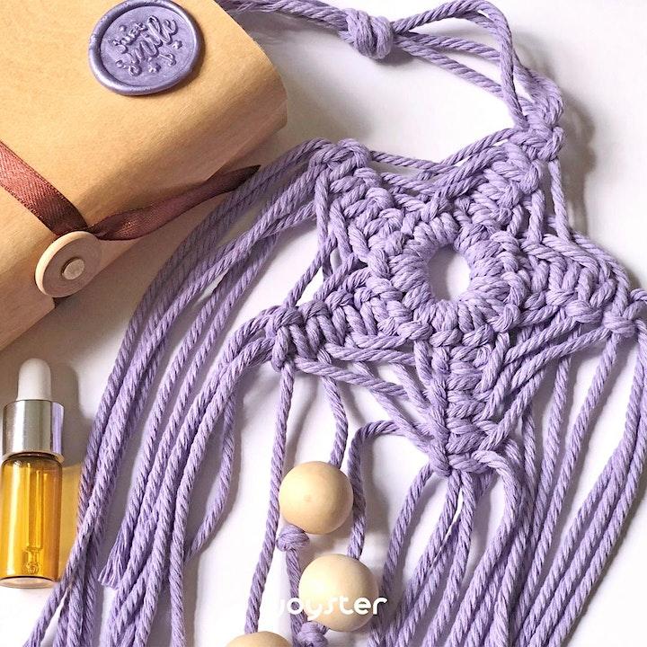 Mindful Macrame 繩結編織飾物 image