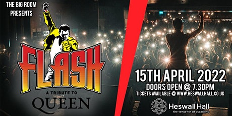 Flash - A Tribute To Queen (Night 1) tickets