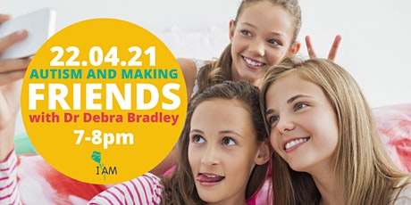 Practical Support for Parents - Autism and Making Friends tickets