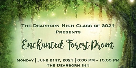 DHS Class of 2021 Senior Prom tickets