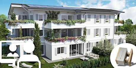 LiVEonWEB  | Sistema costruttivo in legno cemento: sostenibilità e comfort biglietti