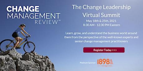 The Change Leadership Virtual Sumit tickets