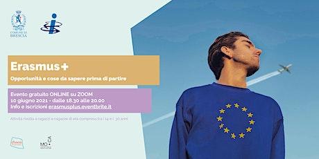 Erasmus+ tickets