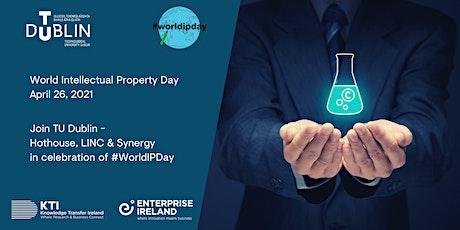 TU Dublin celebrates World Intellectual Property Day 2021 tickets