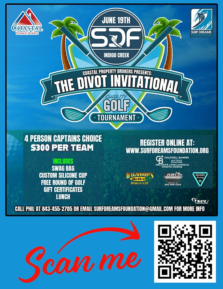 The SDF Divot Invitational Golf Tournament presented by CPB image