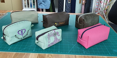 Handy Pouch Workshop - School of Sew tickets