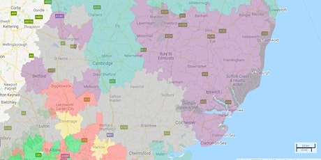 UK Power Networks DG Mapping tool  online webinar: Wednesday 5th May 2021 tickets