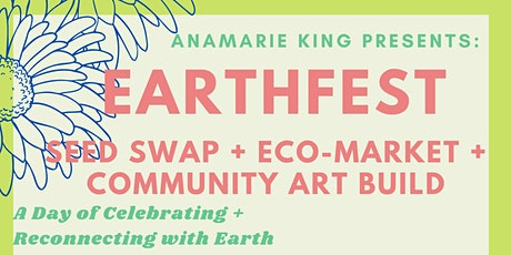 DC Community EarthFest sponsored by Femme Fatale DC tickets