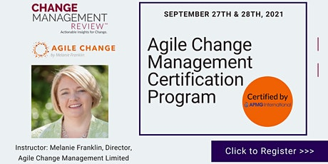 Becoming Agile Is The Decisive Factor That Makes Rapid Change Successful tickets