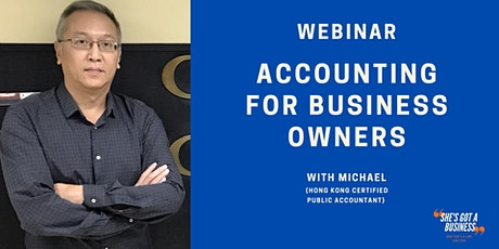 Accounting for Business Owners tickets