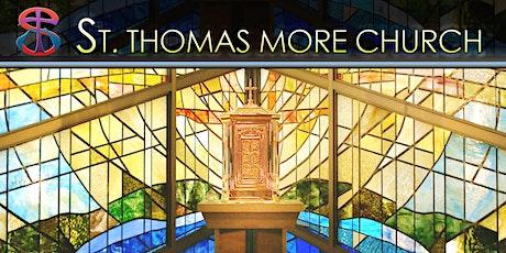 St. Thomas More 5:00 PM Mass Saturday, April 24, 2021 tickets