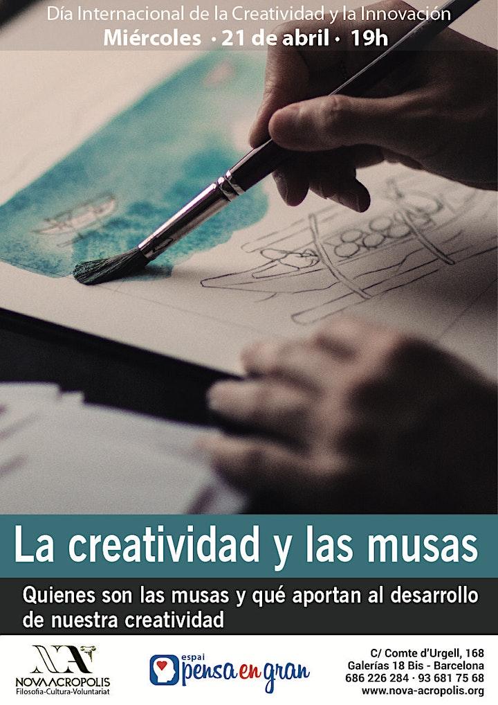 Imagen de Espacio de diálogo: «La creatividad y las musas»