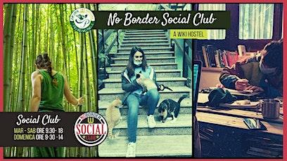 No Border Social Club biglietti