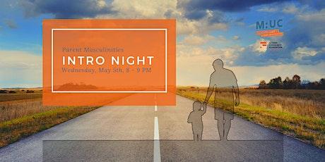 Parenthood Masculinities: Intro Night tickets