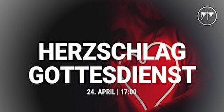 Herzschlag Gottesdienst | 24. April Tickets