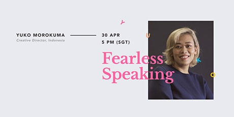 Aleph Academy –Fearless Speaking tickets