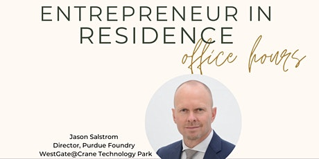 Office Hours - Entrepreneur in Residence tickets