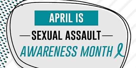 DLI: Sexual Assault Awareness Month tickets