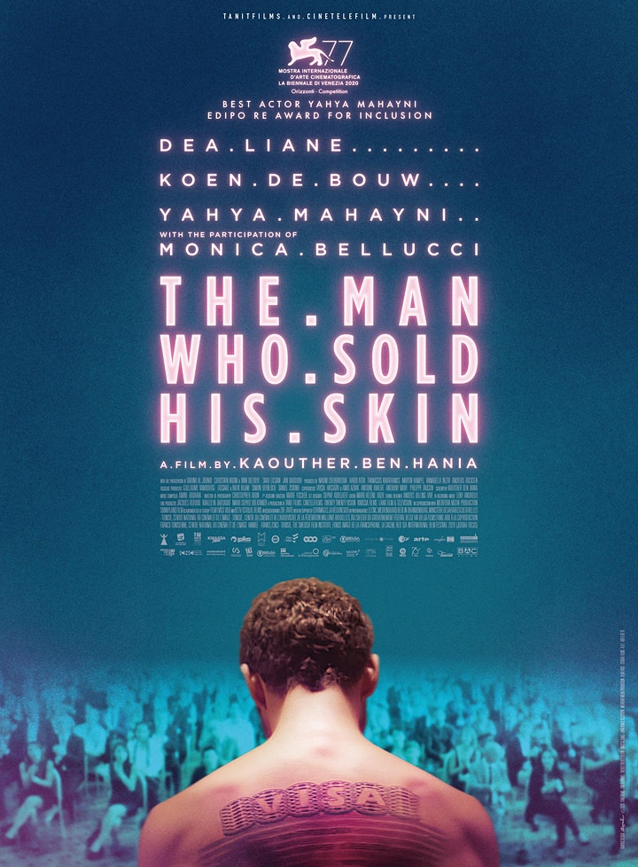 The Man Who Sold His Skin // Alserkal Community Screening image